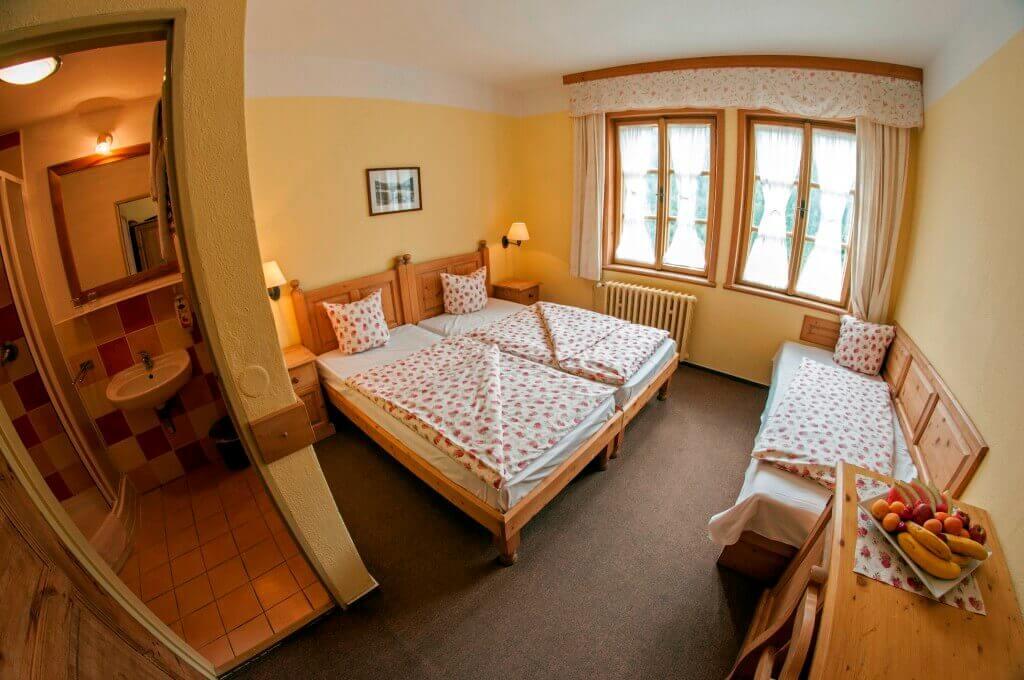 Alpsk hotel ubytov n pindler v ml n for Design wellnesshotel nrw